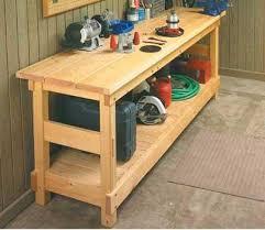 diy wooden workbench pdf carport plans ideas easy u0026 diy wood