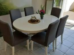 esszimmer wohnzimmer tisch weiss ikea stühle