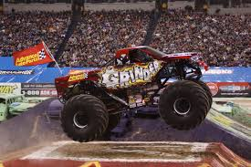 100 Monster Trucks Cleveland Jam Is Coming To Ford Field 2015 Finding Sanity In Our