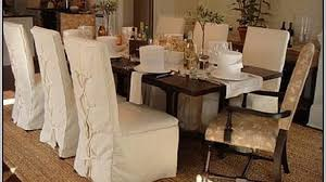 Dining Room Chair Covers With Arms by Outstanding The 25 Best Dining Chair Slipcovers Ideas On Pinterest
