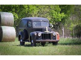 1947 Ford Panel Truck For Sale | ClassicCars.com | CC-1084861
