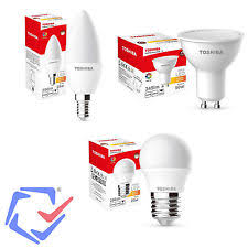 toshiba candle led light bulbs ebay