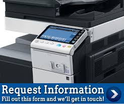 2015 2016 Konica Minolta Bizhub Color Copier Line Denver THINK Office Solutions