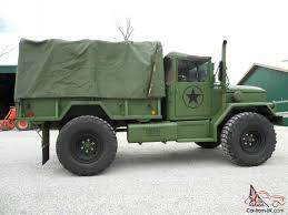 1965/89 Kaiser M35A2 M109A3 Bobbed 2.5 Ton Truck With Cargo Cover