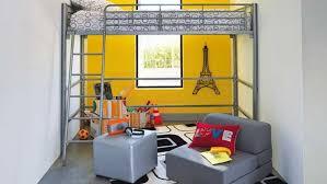 chambre jaune et gris deco chambre gris et jaune simple chambre jaune blanc gris
