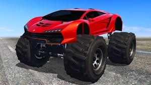 100 Youtube Monster Truck THE SECRET MONSTER TRUCK SUPERCAR GTA 5 Online 333Gamescom
