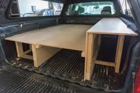 100 Truck Cap Camper Conversion Guide Shell Design It