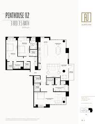 100 The Penthouse Chicago 3 Bed 3 Bath Apartment In IL Aurelien