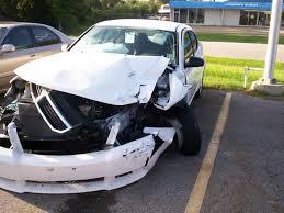 2008 Dodge Avenger In Wreck (seats, Head, Pick-up, Estimate ...