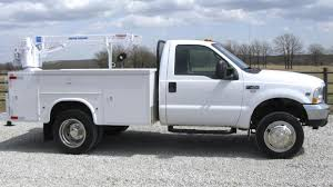 100 Service Truck With Crane For Sale D F450 Cars For Sale In Barnsdall Oklahoma
