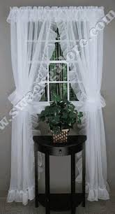 priscilla lace curtains i bought these for my living room and