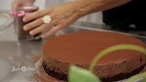 schokoladen mousse torte