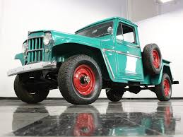 100 Willys Jeep Truck 1960 Pickup Streetside Classics The Nations Trusted