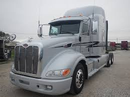 USED 2012 PETERBILT 386 TANDEM AXLE SLEEPER FOR SALE IN TX #2757