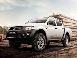 Mitsubishi Be Planning A New Truck For The US