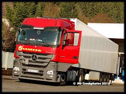 100 Mbi Trucking ACTROS III 1841LH MegaSpace BT5 MBI Vanberg AK31715 Flickr