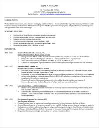 Inspirational Download Bank Teller Rhcheapjordanretrosus Resume Examples Commercial Banker