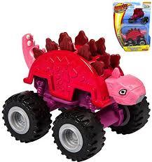 100 Dinosaur Monster Truck Generic Nickelodeon Die Cast Blaze And The Machines