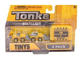 100 Tonka Truck Games Tinys 3 Pack Goliath Goliath