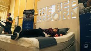 i took a nap on sleep number s auto adjusting smart bed