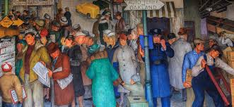 Coit Tower Murals Book by San Francisco For Art Lovers Wheretraveler