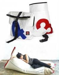 Bean Bag Drink Holder