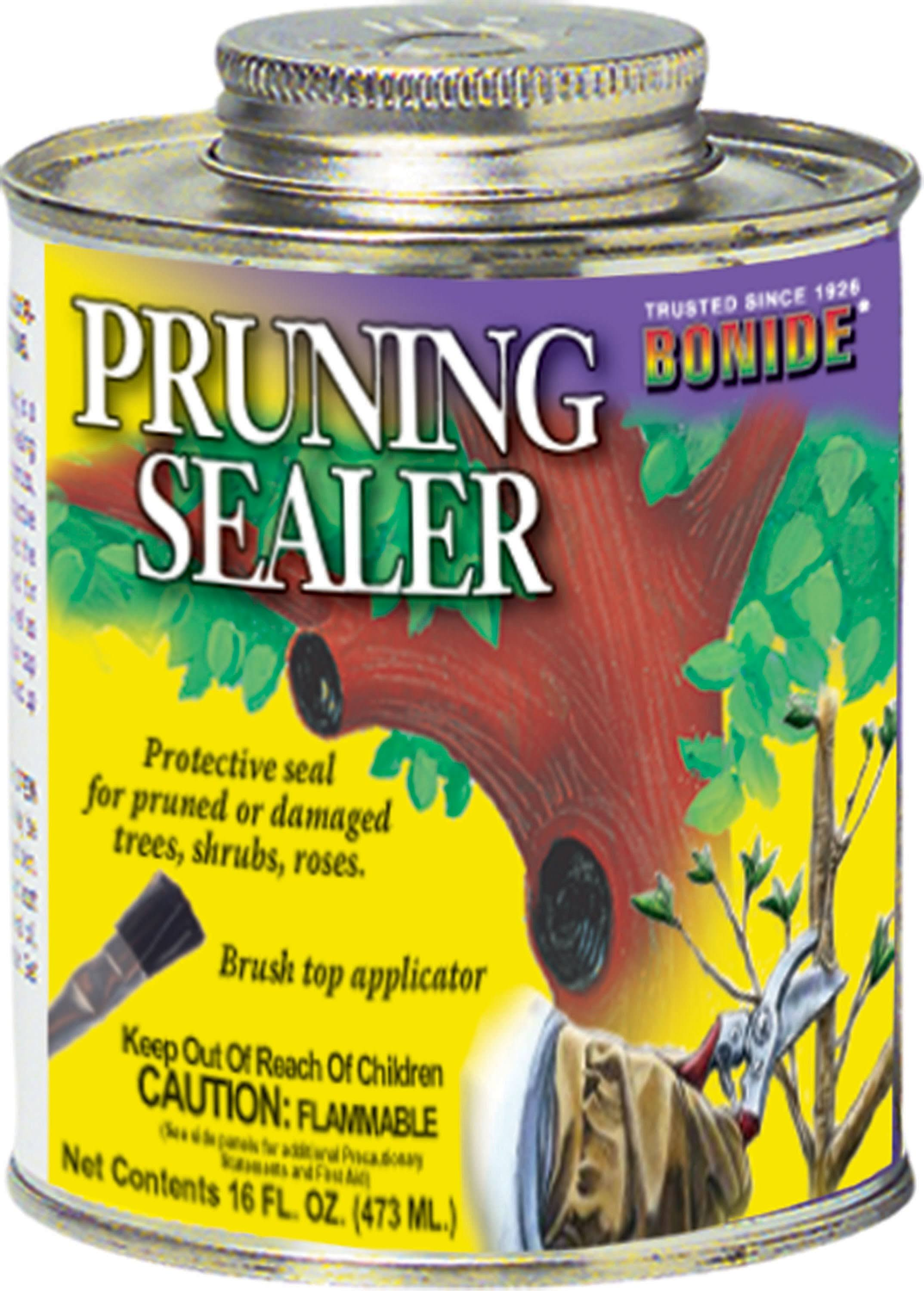 Bonide Brush Top Pruning Sealer Fertilizers - 16oz