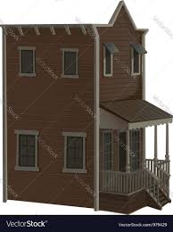 100 Picture Of Two Story House Wooden Two Story House For The Town Wild West