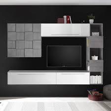 design tv wohnwand crasmir