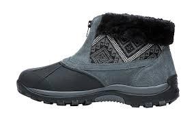 propet blizzard ankle zip ii boots women u0027s free shipping