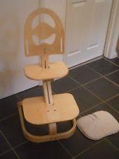 Svan Signet High Chair Cushion by Svan Signet Luxe High Chair Cushion Cream Ebay