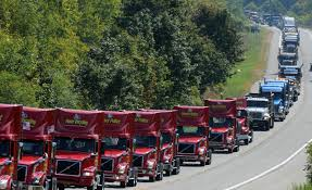 Truckers Roll In Montgomery County For A Cause | The Daily Gazette Brigtravels Live Montgomery To Birmingham Alabama Inrstate Index Of Imagestrucksinttional01969hauler Truckers Roll In County For A Cause The Daily Gazette Ricky Rude Proffitt Picks Up Second Bandit Truck Racing Win Solar Solutions Commercial Transportation Rennie Truckworxmontgomery Grand Opening Youtube Trucker 2nd Quarter 2014 By Trucking Association 2018 Kenworth W900l Day Cab Truck For Sale Al Ingaa Website Company Llc Sheriff Trailer Graphics Decals Tko Graphix 2006 Gmc Topkick C8500 Flatbed 286000 Miles