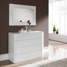 commode chambre à coucher commode de chambre commode blanche avignon maisons du monde pour