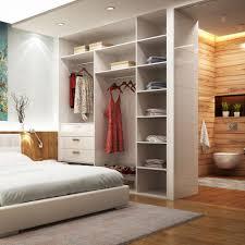 begehbarer maßschrank im schlafzimmer