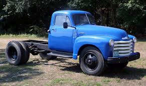 100 1950 Chevrolet Truck Advance Design Wikipedia