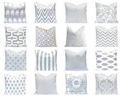 Decorative Couch Pillow Covers by Gray Pillow Cover Decorative Throw Pillow Cover Cushion Cover 16