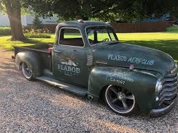 100 1947 Chevy Truck Chevrolet Other Pickups Standard Hot Rod With
