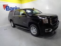 100 Drs Truck Sales 2019 New GMC Yukon XL 4WD 4dr SLE At Banks Chevrolet Buick GMC