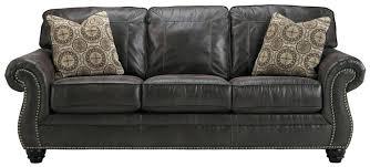 buchannan faux leather sofa reviews microfiber set sleeper queen