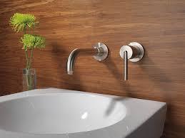 Delta Lavatory Faucet B501lf by Delta Faucet 3559lf Sswl Trinsic Wall Mount Bathroom Faucet