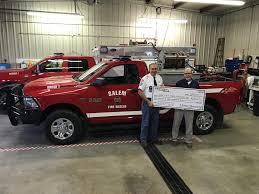 100 Brush Fire Truck Pilot Grove Bank Helps Salem Upgrade Brush Truck