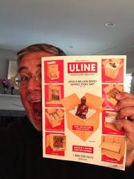Bill Barol On Twitter THE NEW ULINE CATALOG IS HERE Tco YxZqWC7fZC