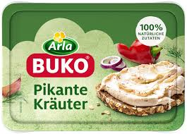 arla buko pikante kräuter frischkäse 200 g