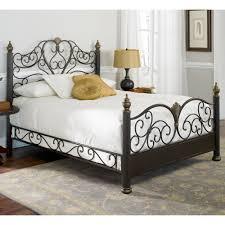 Wesley Allen Queen Headboards by Elegance Iron Bed Iron Metal Beds And Bedrooms