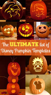 Best Pumpkin Carving Ideas Ever by 384 Best Disney Halloween Pumpkins Images On Pinterest Halloween