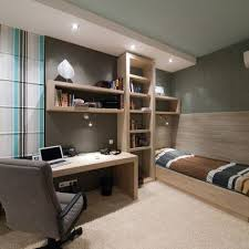 30 Awesome Teenage Boy Bedroom Ideas Designbump Throughout Male