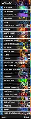 hearthstone how to defeat the lich king with all 9 classes page 9