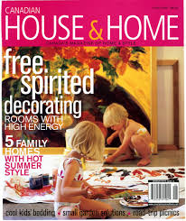 Home Decor Magazine Canada by Artistic Gardens Award Winning Toronto Landscaping Contracting