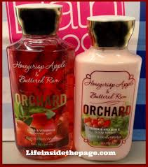 Bath And Body Works Pumpkin Apple by Life Inside The Page Bath And Body Works Artisan Collection