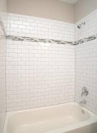 Cool 3x6 White Subway Tile Bathrooms